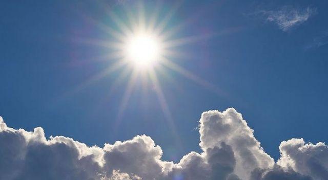 Meteorolojiden Doğu Anadolu için sıcaklık uyarısı
