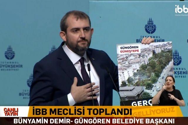 Millet Bahçesi projesinin engellenmesine Başkan Demir'den tepki