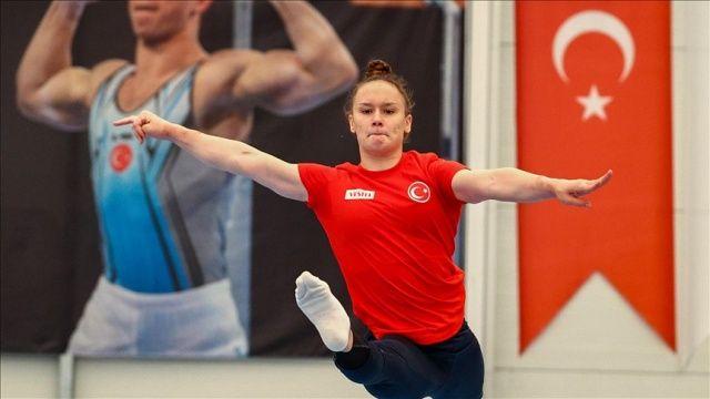 Milli cimnastikçi Nazlı Savranbaşı, elemeleri geçemedi