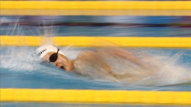 Milli yüzücüler Beril Böcekler ile Merve Tuncel finale kalamadı