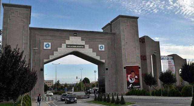 Niğde Ömer Halisdemir Üniversitesi 3 öğretim elemanı alacak