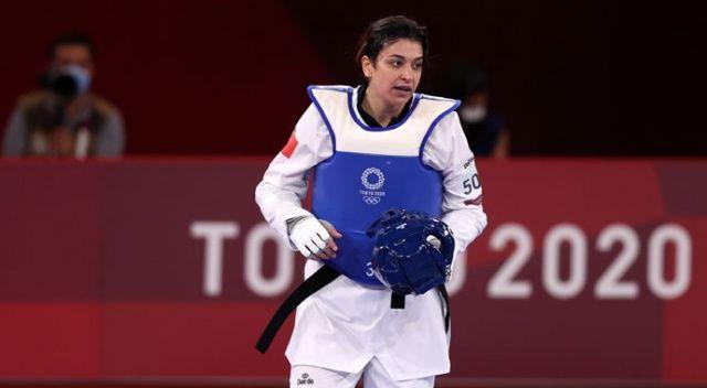 Nur Tatar Tokyo 2020'ye veda etti