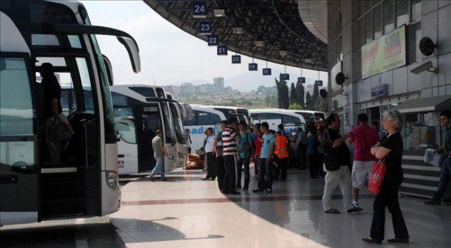 Otobüs biletleri tükendi, ek seferler satılmaya başlandı