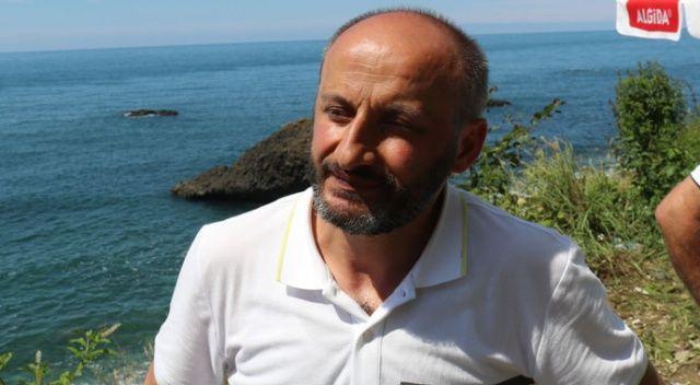 Rize'de denizde kaybolmuştu! Acı haber Gürcistan'dan geldi