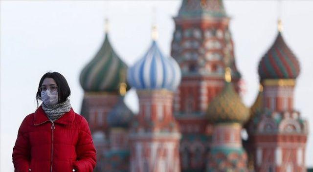Rusya'da Covid-19'dan can kaybı en yüksek seviyede