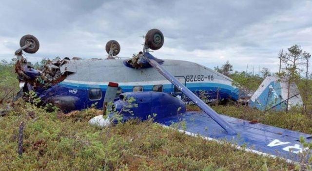 Rusya'da radardan çıkan uçakla ilgili yeni gelişme