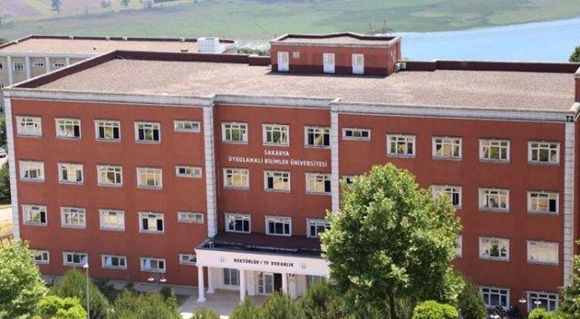 Sakarya Uygulamalı Bilimler Üniversitesi 9 Öğretim Üyesi alıyor