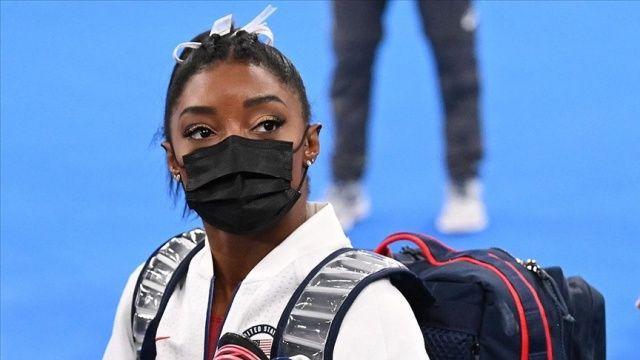 Simone Biles bireysel finallerden de çekildi