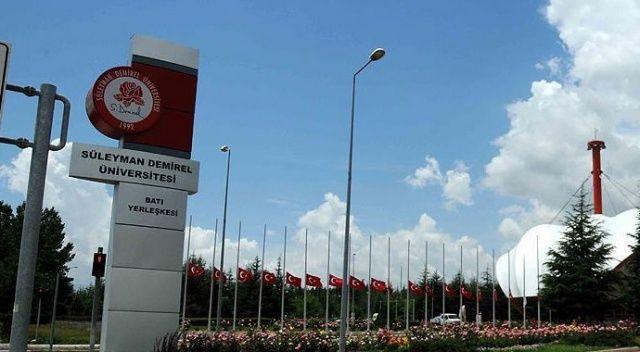 Süleyman Demirel Üniversitesi 21 öğretim üyesi alacak