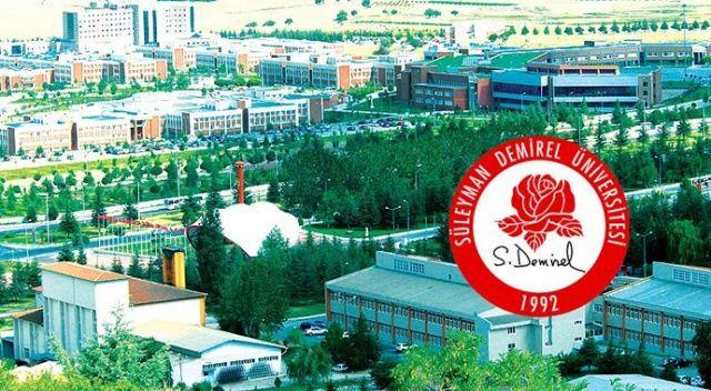 Süleyman Demirel Üniversitesi 3 öğretim üyesi alacak