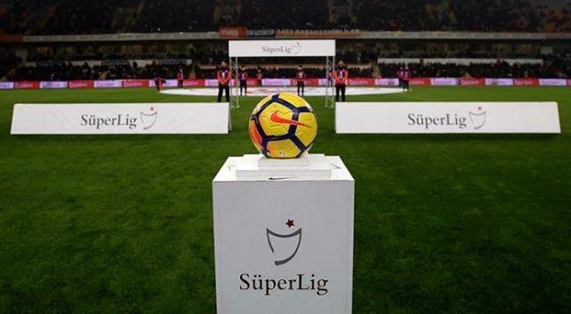 Süper Lig'in ilk 3 hafta programı belli oldu