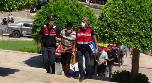Tatil için Marmaris'e gelen FETÖ'cüler yakayı ele verdi