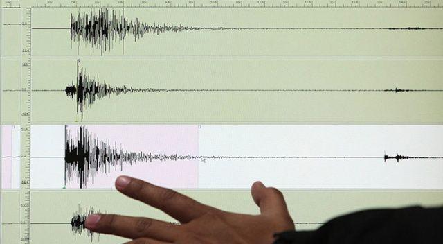 Tayvan beşik gibi! 2 saatte 22 deprem
