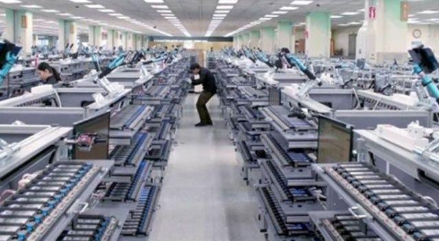 Teknoloji devi  Çerkezköy'de fabrika kuruyor