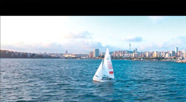 Tokyo'da rüzgâr, millî  yelkencilerden yana olacak