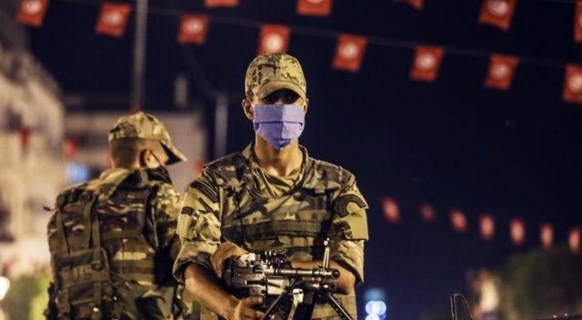 Tunus'ta 19.00-06.00 arası sokağa çıkma kısıtlaması ilan edildi