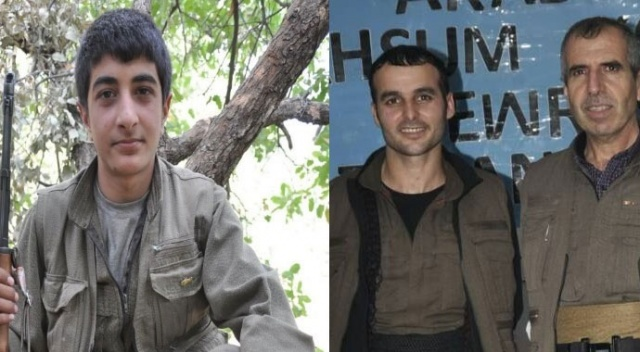 Türkiye'ye patlayıcı sokmaya çalışan teröristler etkisiz hale getirildi