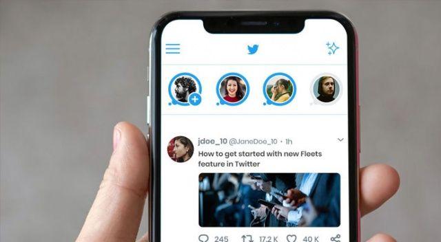 Twitter Fleets özelliğini kaldırıyor
