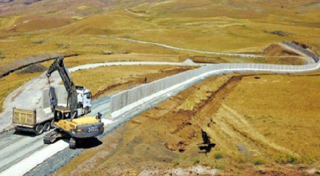 Van-İran sınırı 'geçilmez' olacak