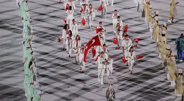 Yarın 16 Türk sporcu Tokyo 2020'de mücadele edecek
