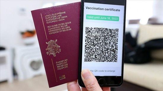 AB'nin koronavirüs aşı sertifikası yürürlükte!
