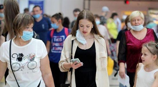 Antalya'ya 26 günde 1 milyon 200 bin turist geldi
