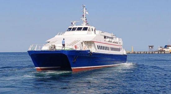 Avşa Adası'na deniz otobüsü seferleri başladı