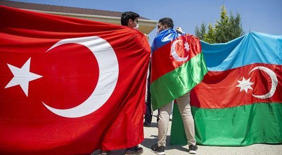 Azerbaycan'dan yangın desteği: 500 kişilik ekip gönderiyor