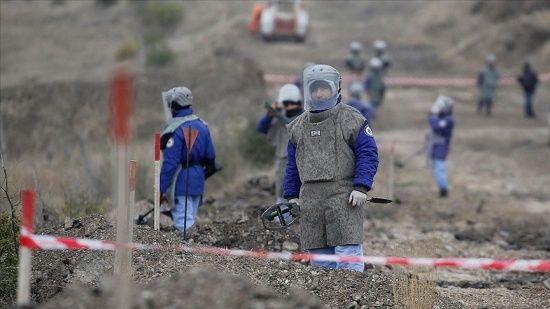 Azerbaycan, mayın haritaları karşılığında 15 Ermenistanlıyı iade etti
