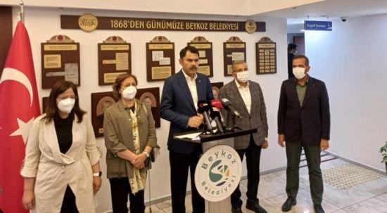 Bakan Kurum'dan müsilaj açıklaması