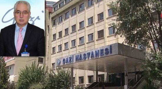Başkent'te hastanede dehşet! Hastane müdürü makamında bıçaklandı