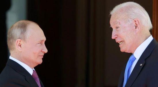 Biden'dan Putin'e çağrı: Siber saldırılara karşı harekete geçelim