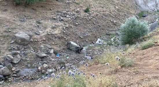 Bingöl'de feci kaza, ölü ve yaralılar var