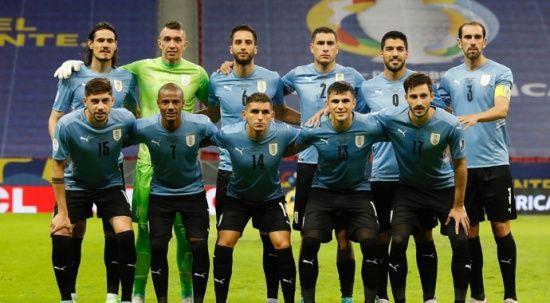 Bitci, Uruguay Millî Takımı'nda ilk 11'e girdi