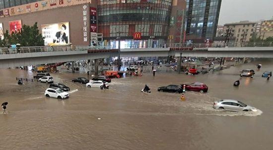 Çin'de sel felaketi: En az 18 kişi hayatını kaybetti