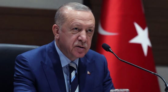 Cumhurbaşkanı Erdoğan'dan Adalet Divanı'na tepki