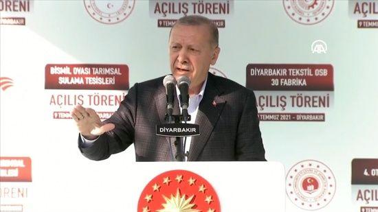 Erdoğan'dan çözüm süreci açıklaması: Biz sonlandırmadık