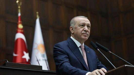 Cumhurbaşkanı Erdoğan: Din kisvesi altında sömürüye prim vermeyeceğiz