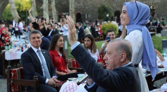 Cumhurbaşkanı Erdoğan'ın sıradaki durağı Kahramanmaraş