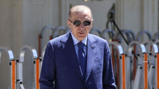 Cumhurbaşkanı Erdoğan: Kuzey Kıbrıs'a müjdesini orada vermek istiyorum