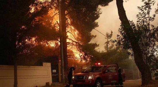 Dünya yanıyor! 40'tan fazla ülkede ormanlar alev alev