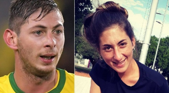 Emiliano Sala'nın kız kardeşi Romina intihar etti
