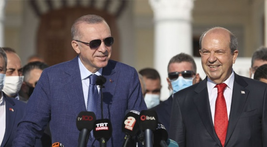 Erdoğan: Afganistan konusunda ABD'ye 3 şartımız var