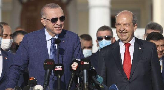 Erdoğan: Kimse bizden geriye dönüş beklemesin
