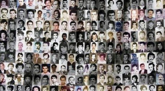 Esad'ın katliam listesi