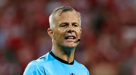 EURO 2020 finalini yönetecek isim Hollandalı Kuipers oldu
