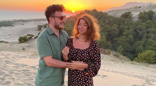 Evlilik teklifi sürprizini yakınları bozdu