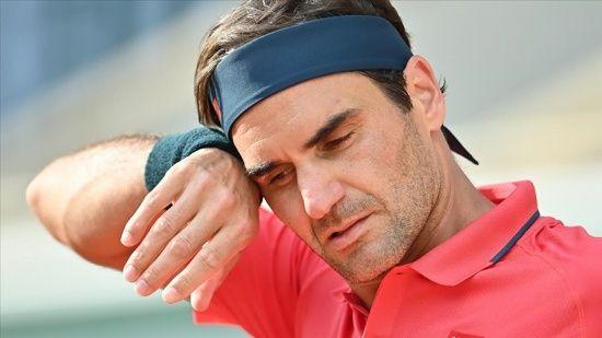 Federer Wimbledon'da çeyrek finalde kaybetti
