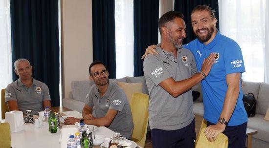 Fenerbahçe'de ikinci Pereira dönemi