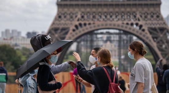 Fransa'da korona vakalarında artış